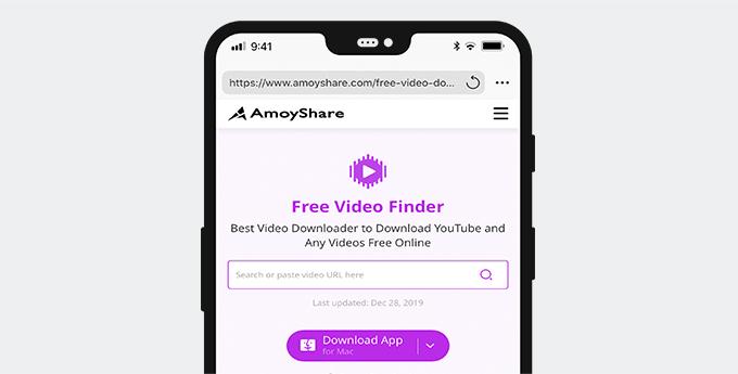 مكتشف الفيديو المجاني
