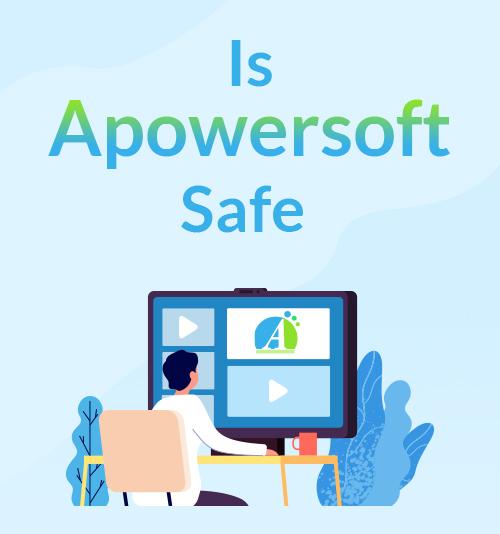 Ist Apowersoft sicher?
