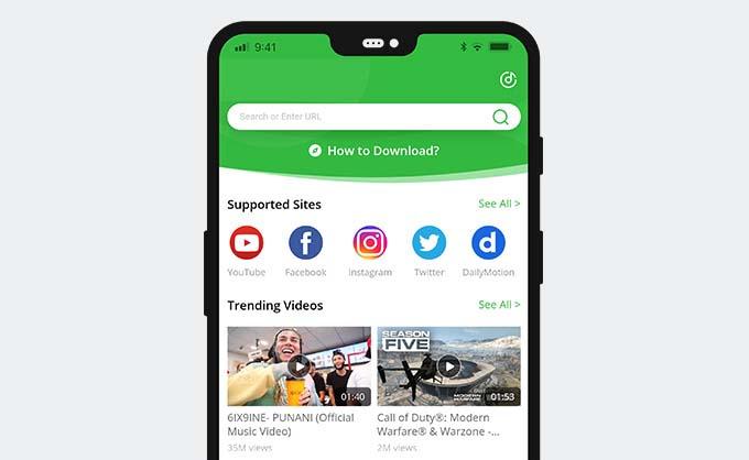 أفضل تطبيق مجاني لتنزيل الأفلام على هاتف Android