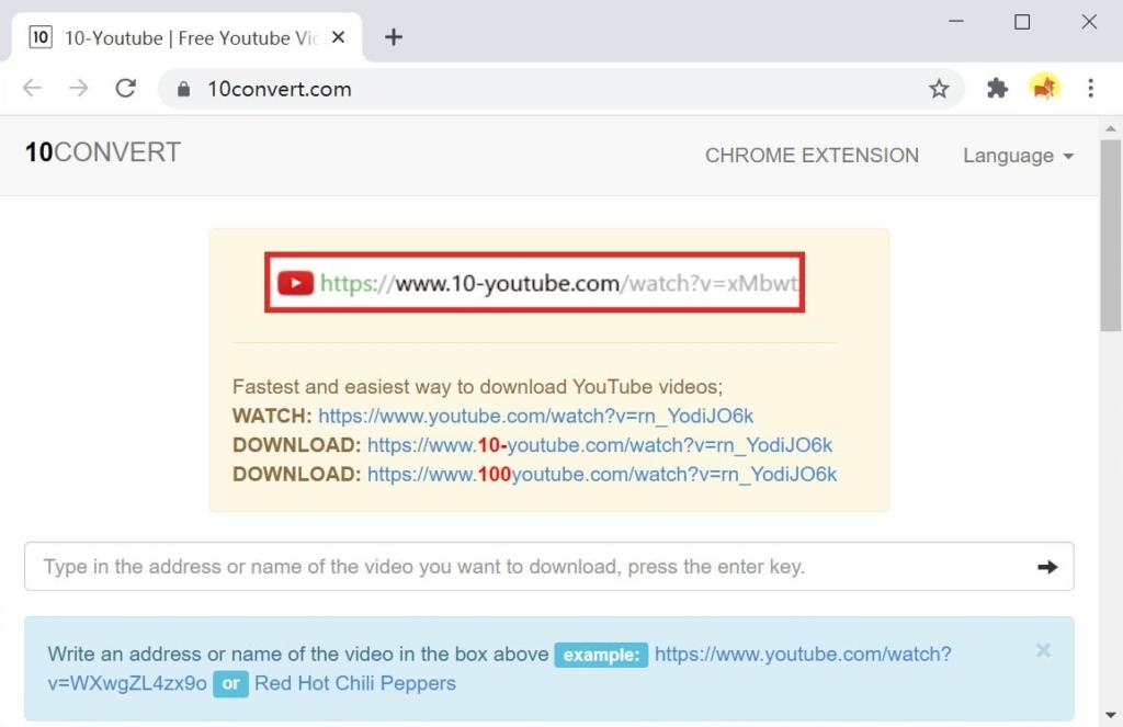 10 يوتيوب