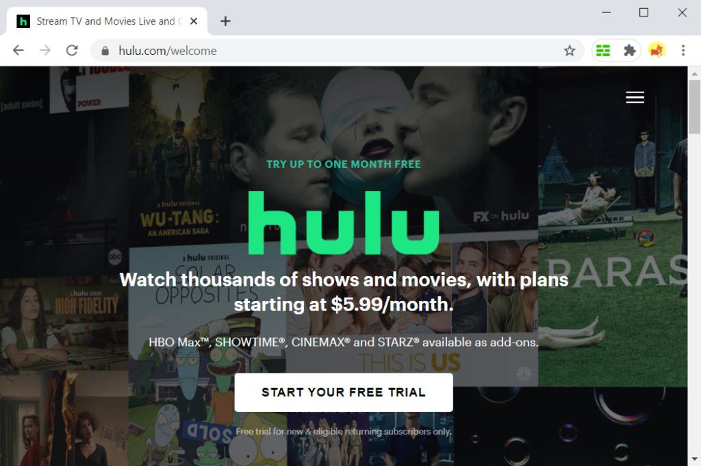 Huluは