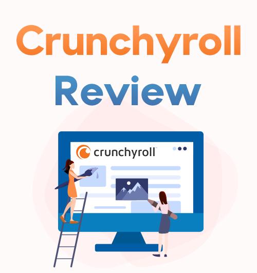 Crunchyroll Bewertung