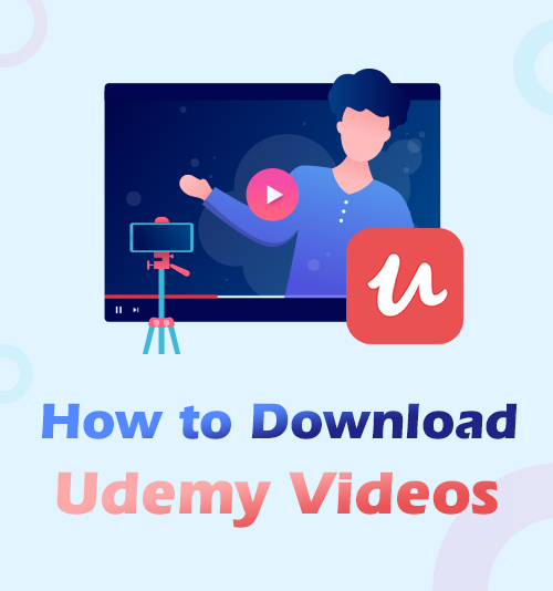كيفية تنزيل مقاطع فيديو Udemy