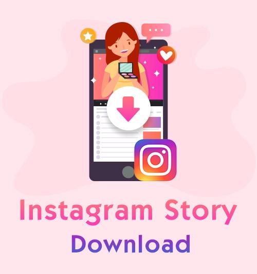Instagram Story herunterladen