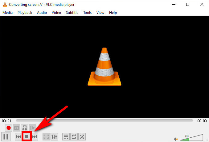 Registra video in streaming con VLC