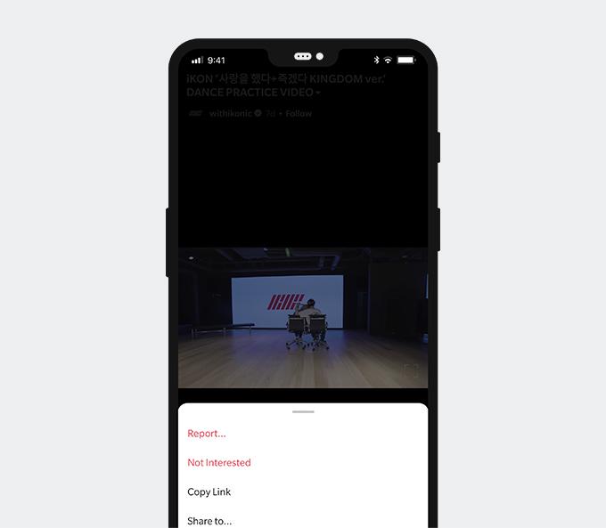 IGTV-Link kopieren