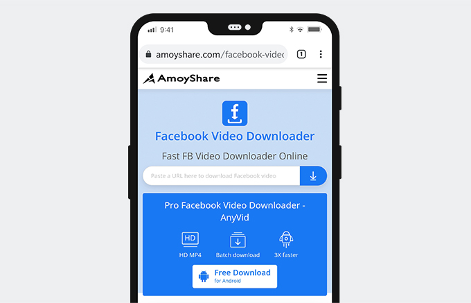 Beste Facebook Video Downloader App Online