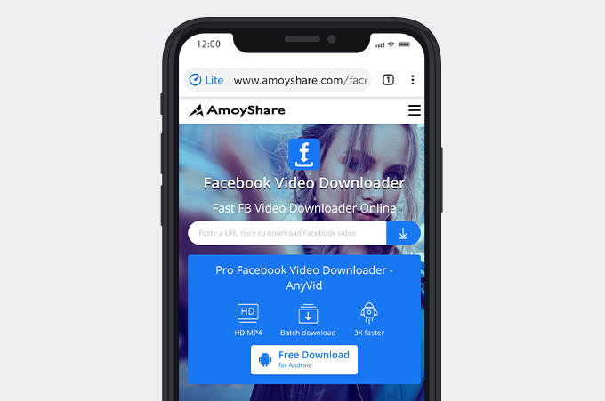 download-private-facebook-video-on-iphone