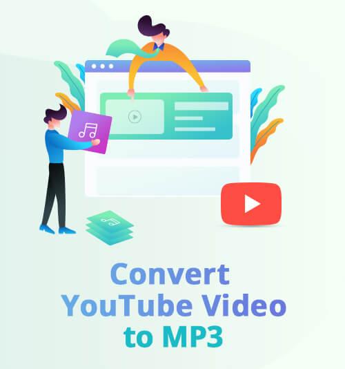 تحويل فيديو يوتيوب إلى MP3