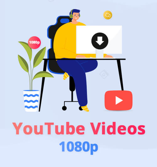 YouTube-Videos 1080p