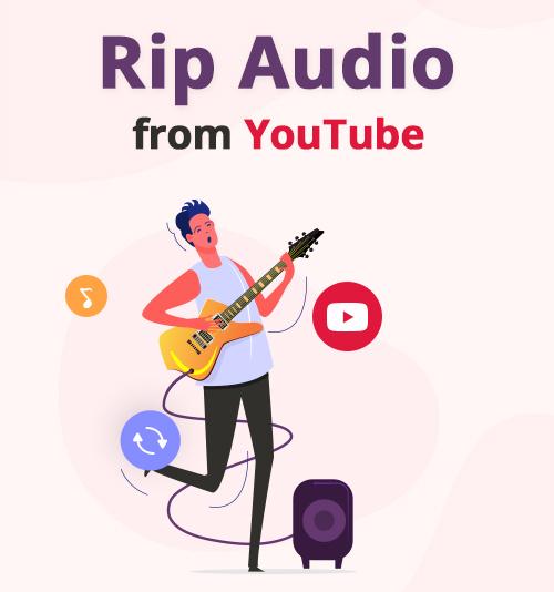 Audio von YouTube rippen
