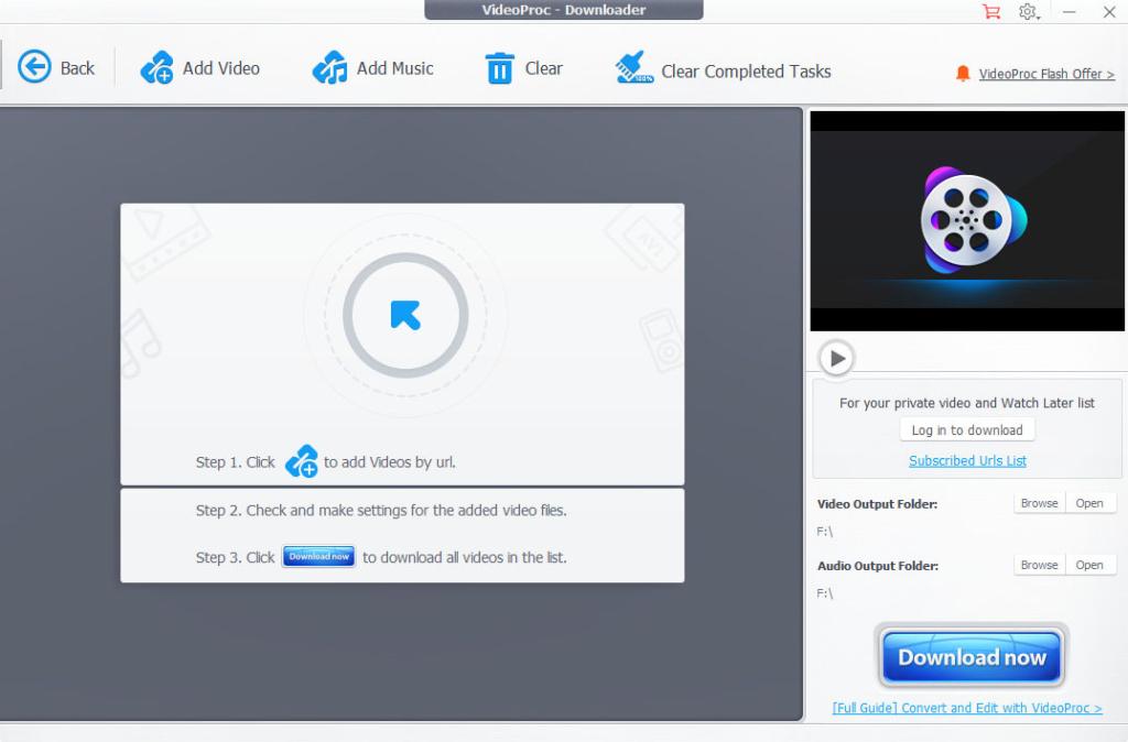 VideoProc Downloader