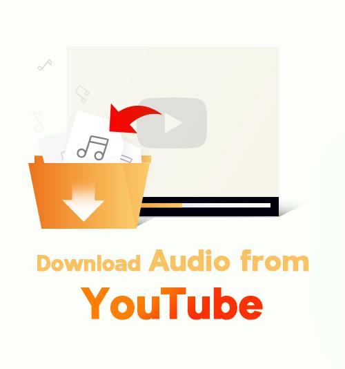 تنزيل الصوت من يوتيوب