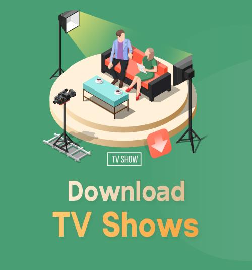 Laden Sie TV-Sendungen herunter