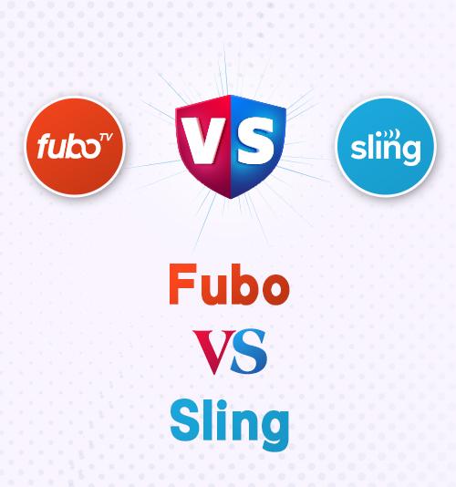Fubo gegen Sling