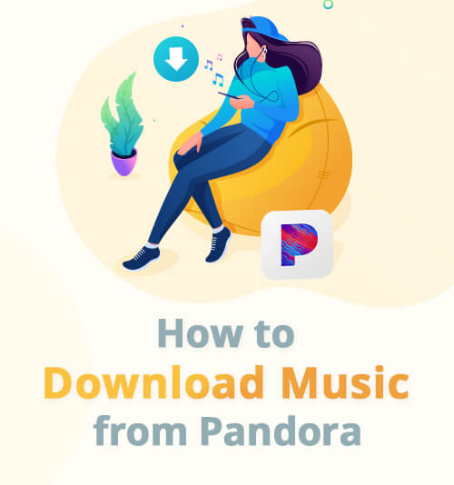 how to download music from pandora