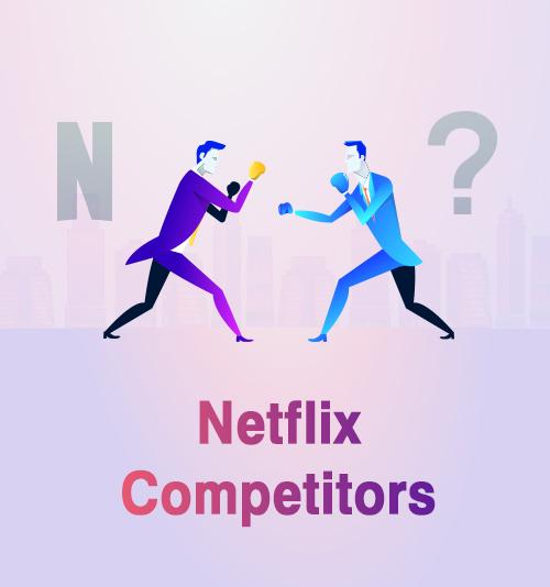Netflix-Konkurrenten