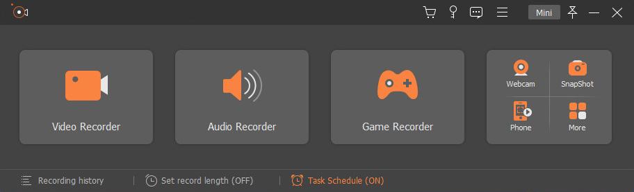 AmoyShare Screen Recorder