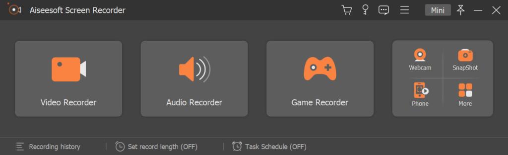 Audio aufnehmen ohne Plugins