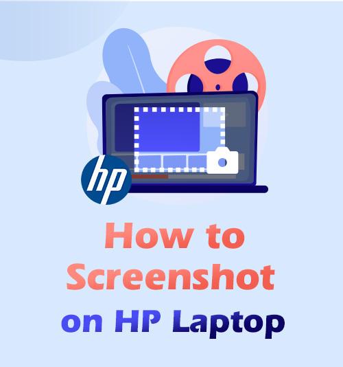 So erstellen Sie einen Screenshot auf einem HP Laptop