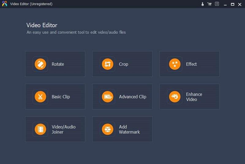 01 AmoyShare Video Editor installieren