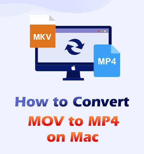 كيفية تحويل MOV إلى MP4 على نظام Mac